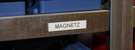 Dymo-2-Magnetz